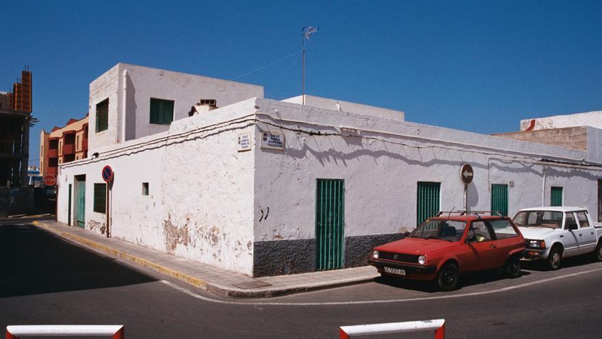 Inmueble del Casco Viejo de Corralejo