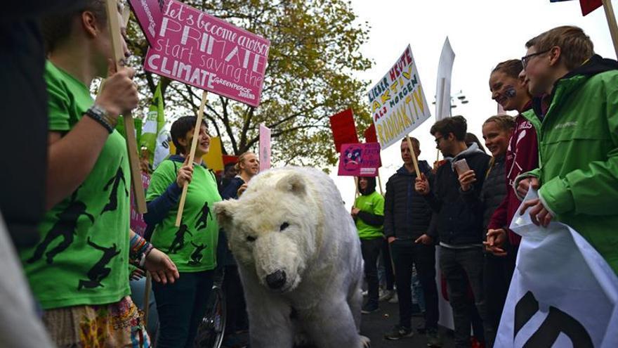 Urgencia y necesidad de acción en la apertura de la Cumbre del Clima de Bonn