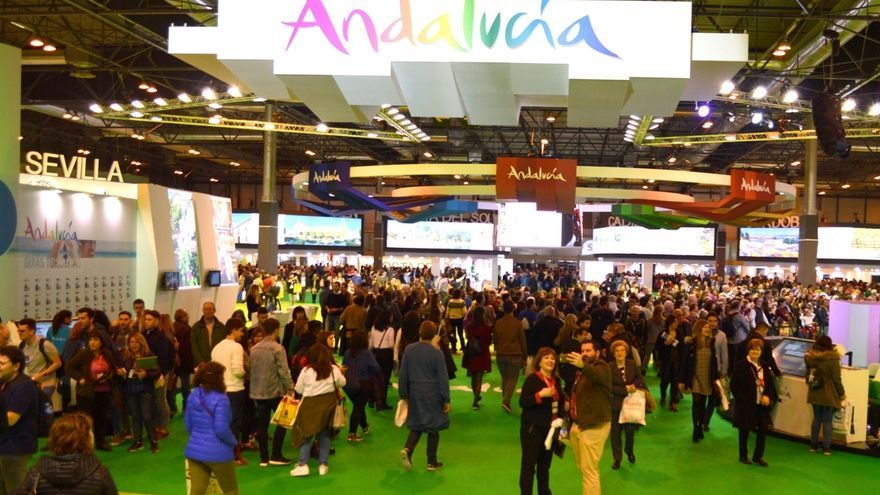 """Andalucía culmina su presencia en Fitur 2018 """"consolidada como destino global y experiencial"""""""