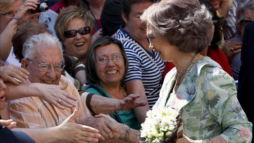 La Reina abrirá hoy el congreso mundial de arqueología clásica de Mérida