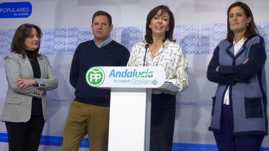 Ana Tamayo y Cristina Piernagorda, nuevas senadoras del PP tras renunciar Jesús Aguirre y Beatriz Jurado