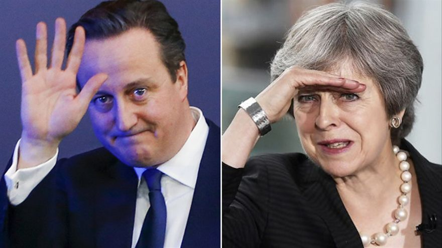 David Cameron / Theresa May