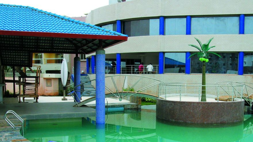 Hotel Radisson en Bamako (Mali)
