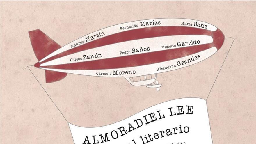 Cartel de la III edición de Almoradiel Lee