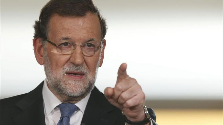 Mariano Rajoy. |