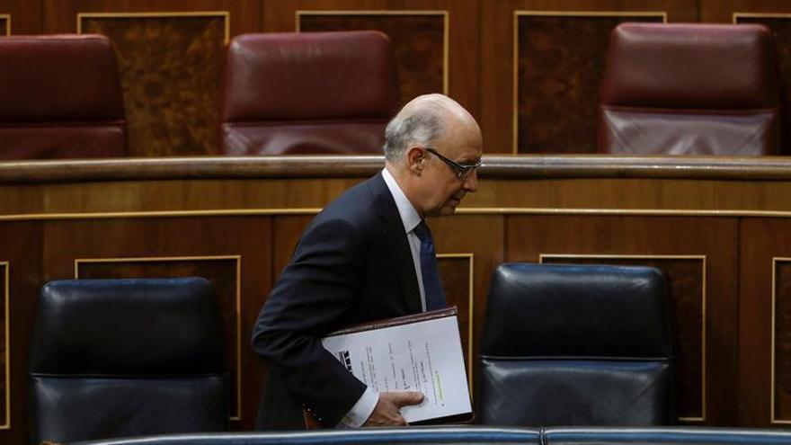 El PP no se plantea enmendar los Presupuestos en el Senado tras la moción de censura