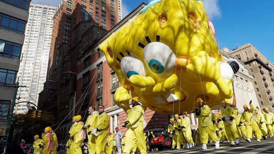 """La película """"The SpongeBob Movie: Sponge on the Run"""" no se estrenará en cines"""