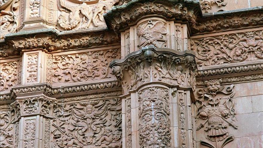 Juan de Talavera hizo la fachada de la Universidad de Salamanca, según la UAM