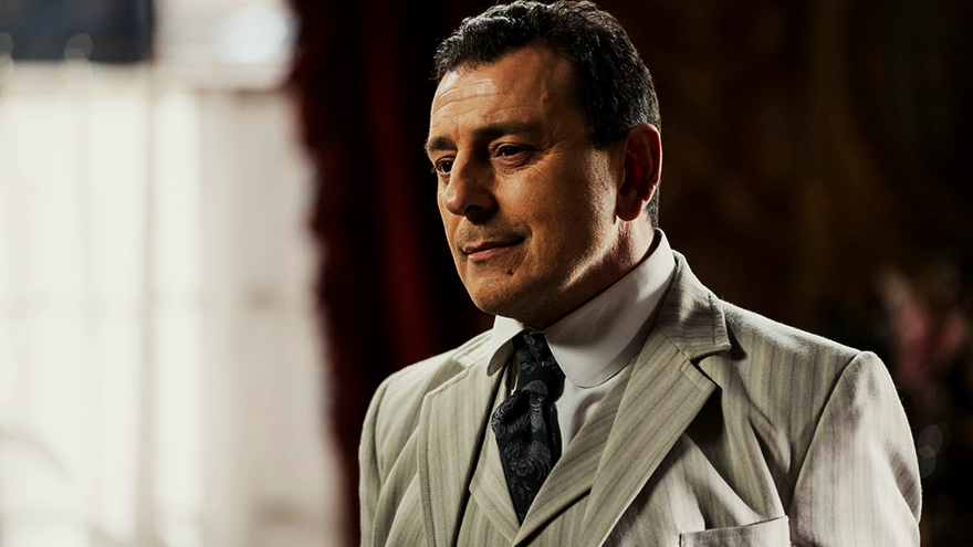 Marcial Álvarez en 'Acacias 38'