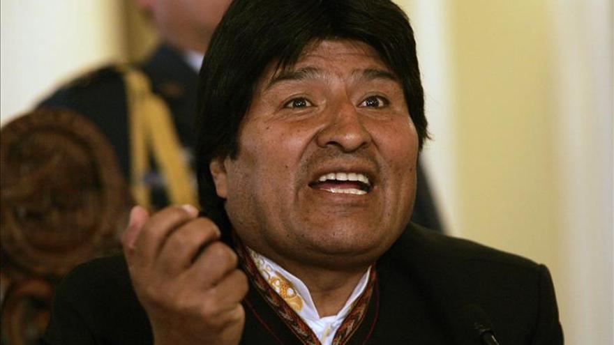 Evo Morales inicia su octavo año de gobierno, el segundo más largo en Bolivia