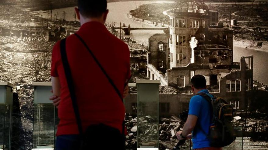 Visitas al Museo de la Paz de Hiroshima se duplican tras el viaje de Obama