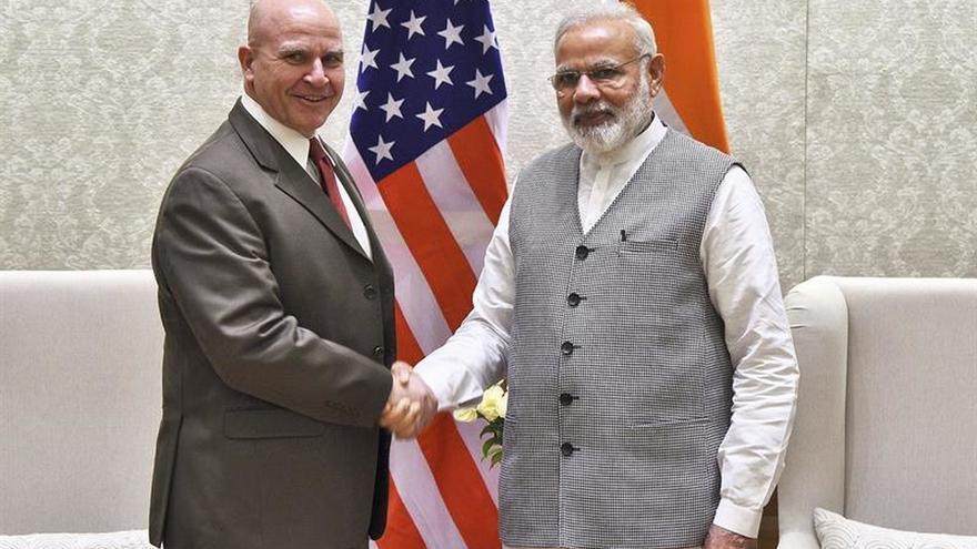 El asesor de Seguridad de EEUU se reúne con Modi para hablar de terrorismo