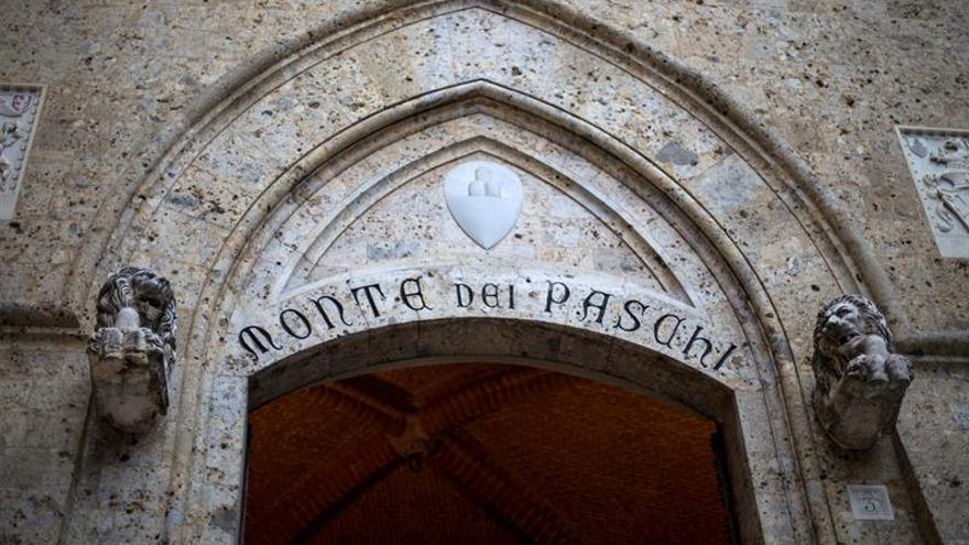 El Monte dei Paschi di Siena se desploma en Milán tras el rechazo del BCE a prorrogar su ampliación