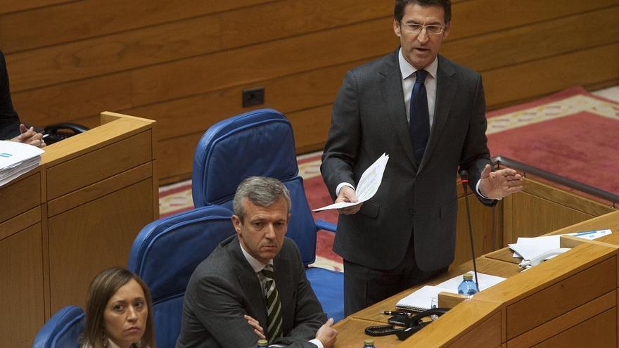Otro debate sobre Dorado acaba en bronca en Parlamento gallego AL sugerir Feijóo a AGE alianza electoral con el narco