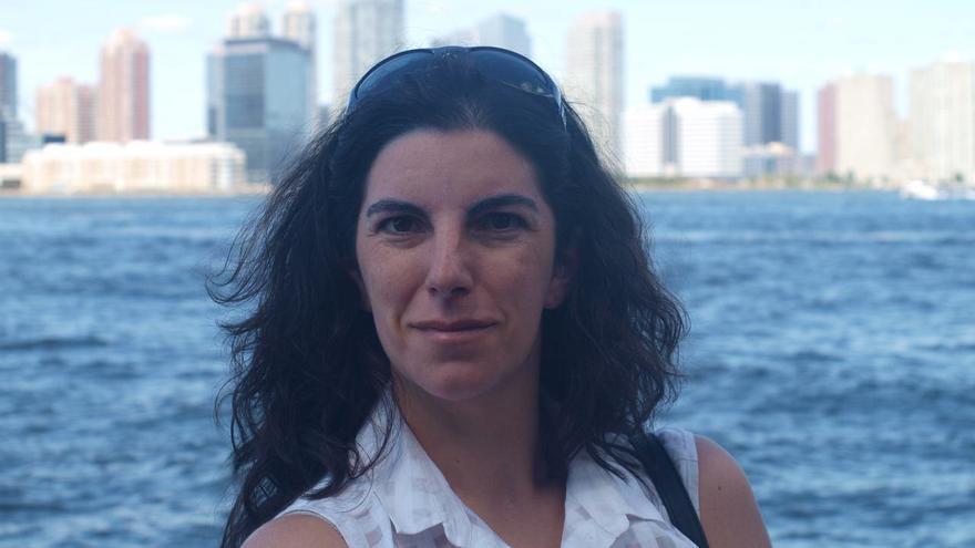 Vanesa Saiz, representante de Podemos en el Consejo de Administración de RTVCM