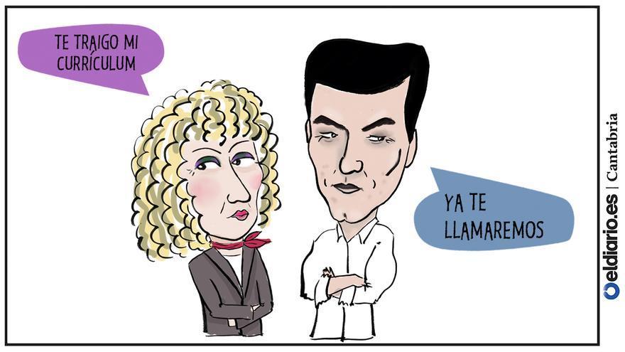 Proceso de selección en el PSOE