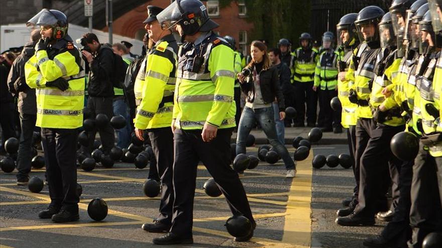 En libertad bajo fianza el exsoldado británico detenido por el Domingo Sangriento