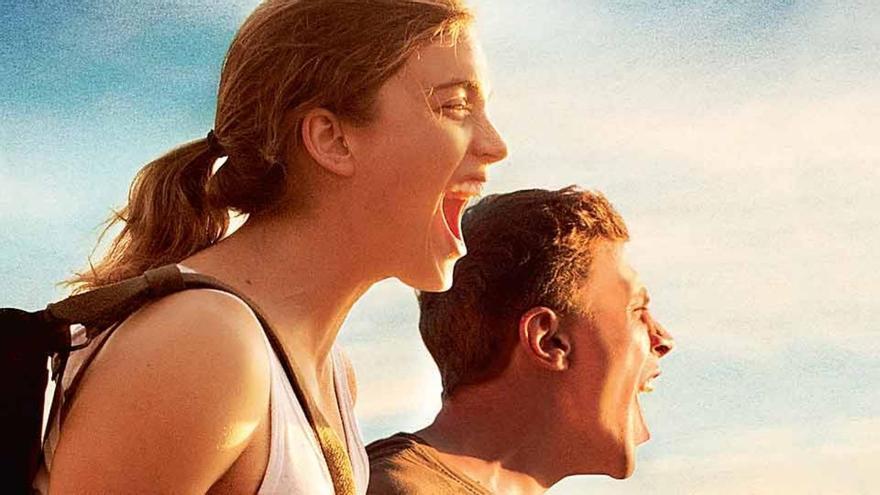 'Les combattans' (2015)