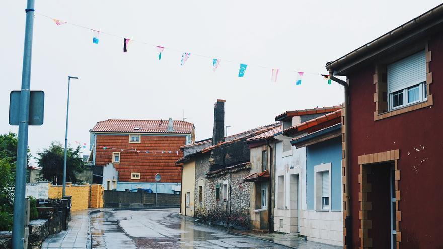 Una de las fotografías del proyecto, en Cueto