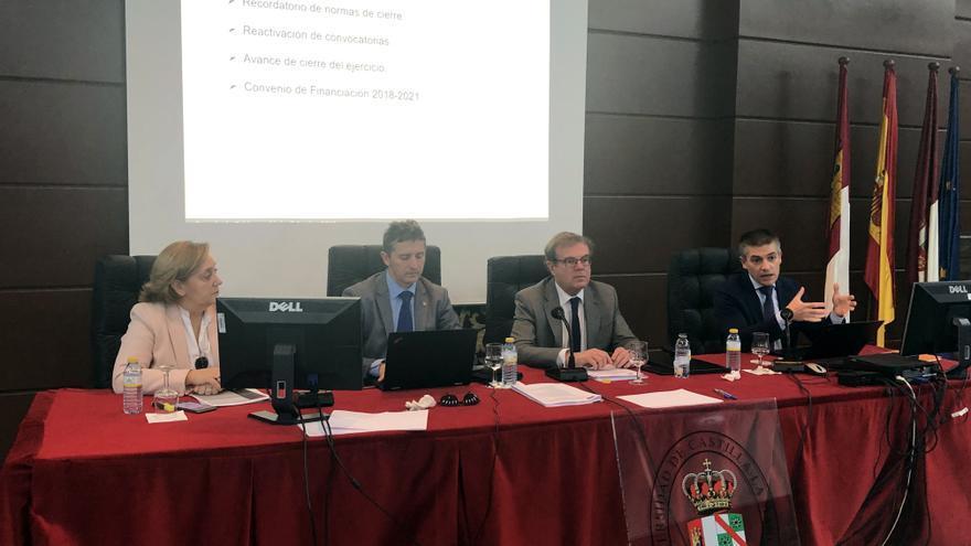 Reunión del Consejo de Gobierno de la UCLM