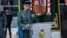 El exjefe de la comandancia de la Guardia Civil en Madrid.