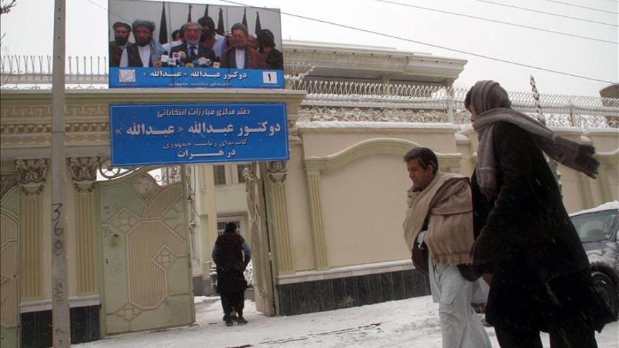 Afganistán comienza la campaña electoral entre fuertes medidas de seguridad