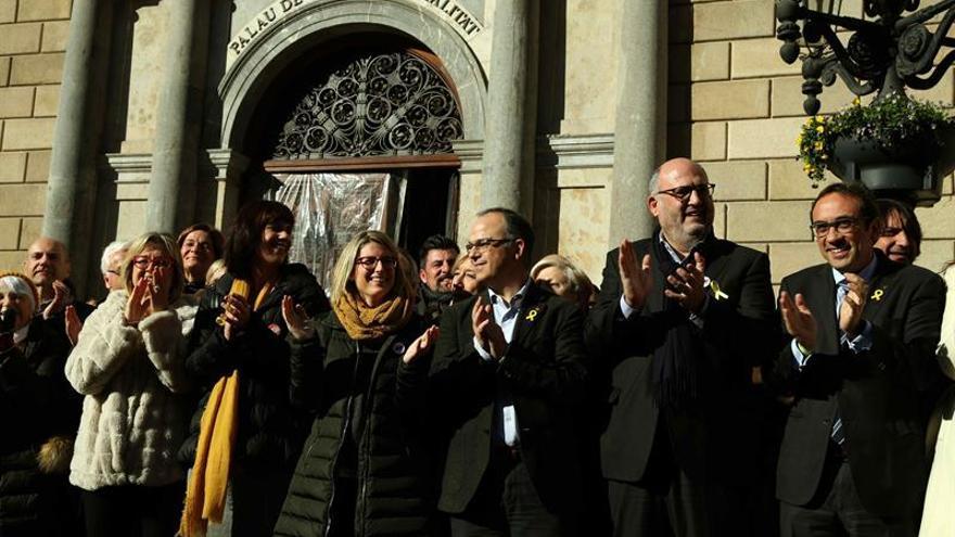 JxCat rechaza un plan B a la investidura de Puigdemont