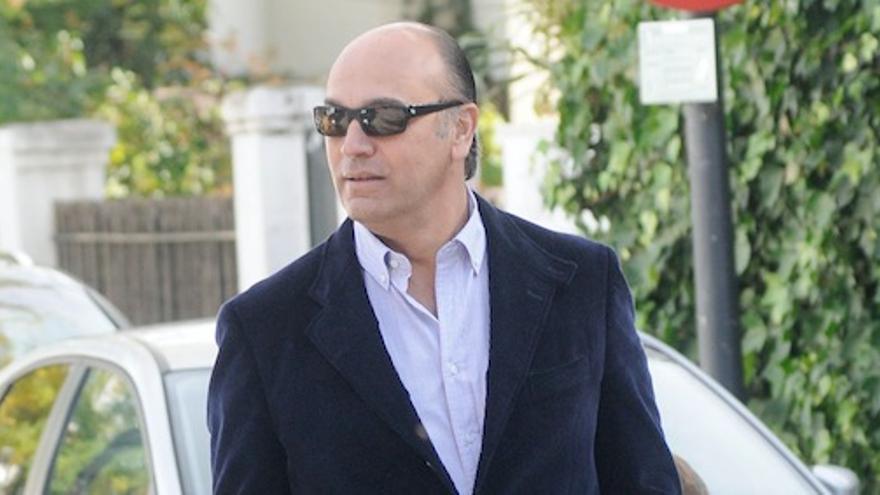 El empresario Juan Muñoz, detenido por la investigación contra el comisario Villarejo