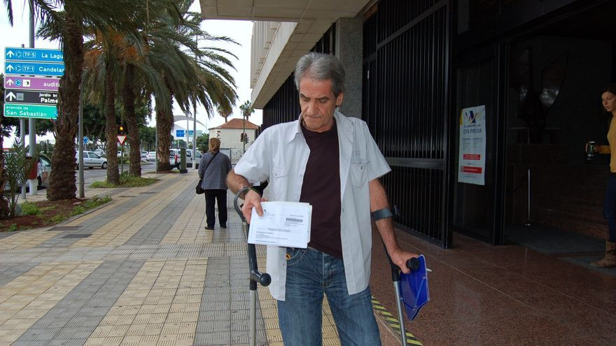 A José Manuel Domínguez Hacienda le reclama una deuda de 781,36 euros