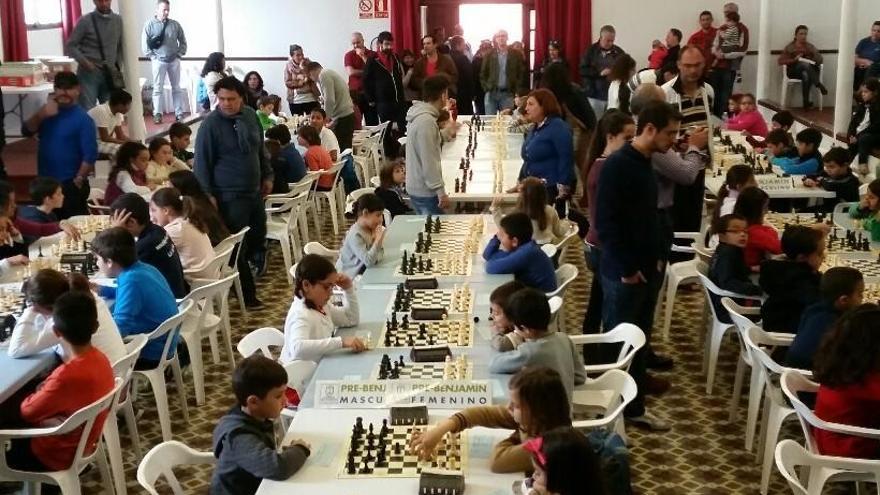 La competición está coorganizada por el Servicio de Deportes del Cabildo de La Palma, el Centro Insular de Ajedrez, la Federación Canaria de Ajedrez y el Ayuntamiento de Breña Alta.
