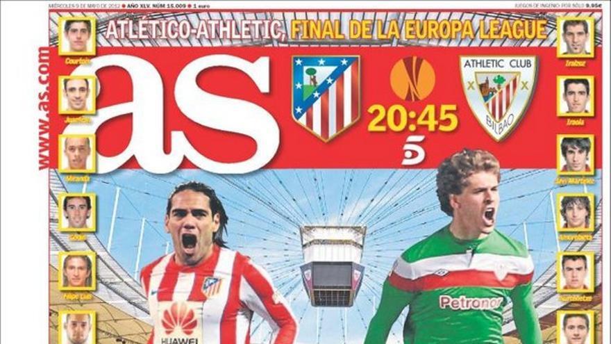 De las portadas del día (09/05/2012) #13