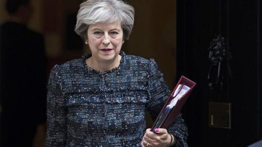 May preside el comité de emergencia tras el atentado en Londres