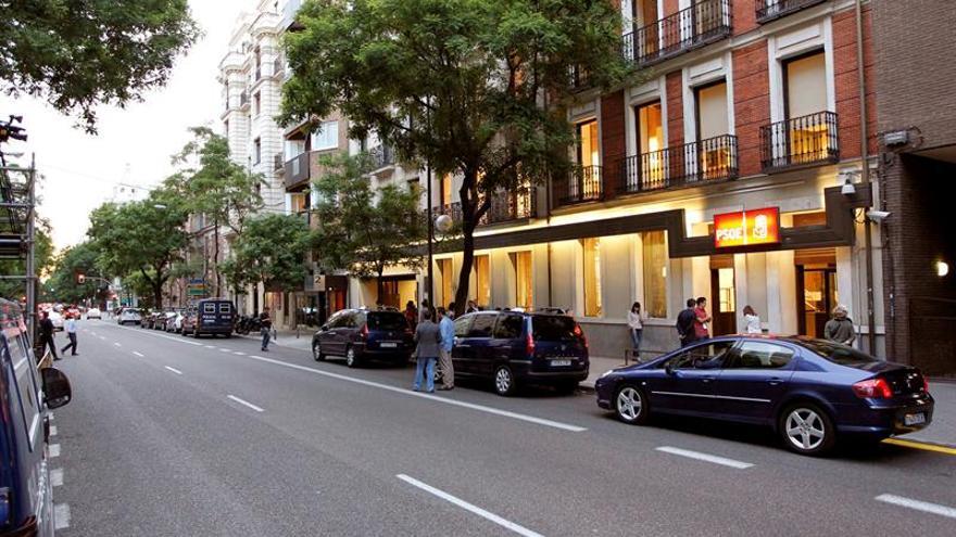 Censo provisional de PSOE es de 187.360 militantes, 11.000 menos que en 2014