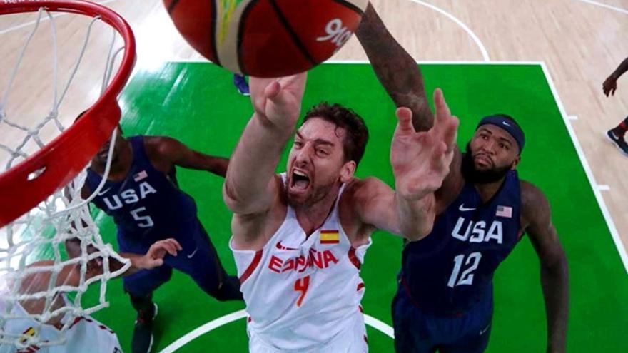 Tarde de oro olímpico en La 1 con Carolina Marín (22.6%) y el baloncesto (31%)