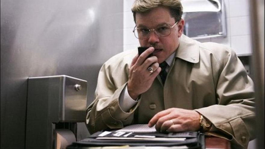 Fotograma de la película 'El informante', de Steven Soderbergh.