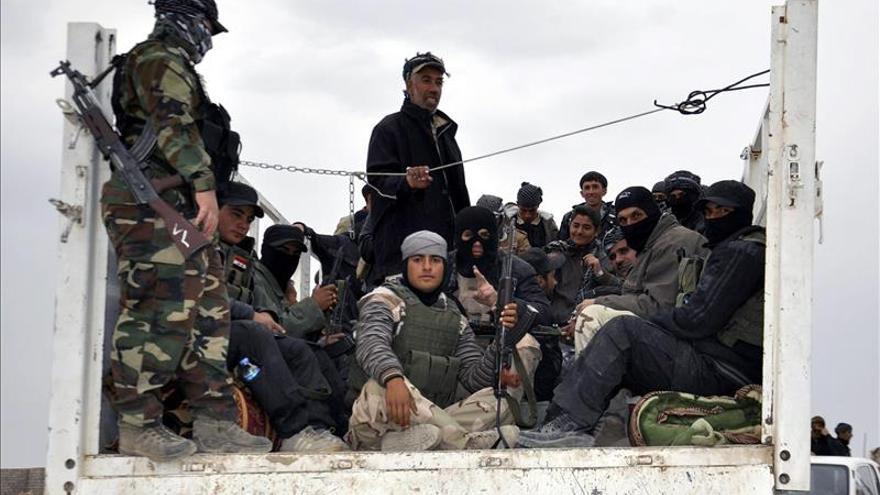 Las fuerzas iraquíes recuperan el control de la mayor parte de Biyi