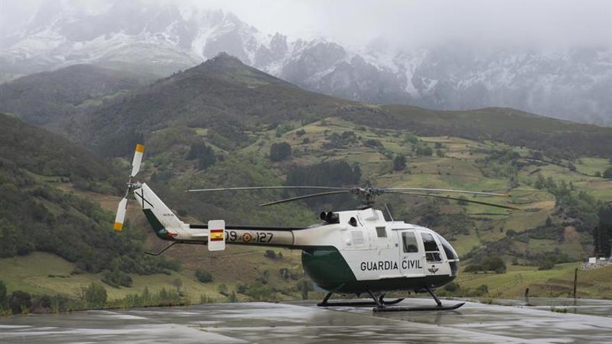 Evacuados en helicóptero los tres montañeros fallecidos en Picos de Europa