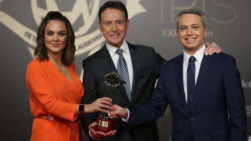 """""""La casa de papel"""" arrasa en los XXI Premios Iris de la Televisión"""