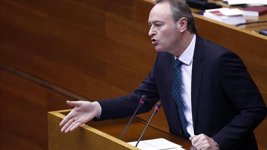 Fabra dice que la Comunidad Valenciana ha hecho lo que debía y necesita una mejor financiación