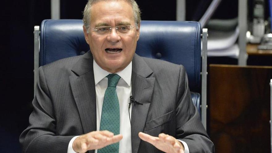 Una nueva grabación compromete ahora al presidente del Senado en Brasil