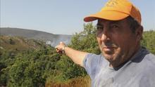 El incendio de León ha arrasado entre 1.500 y 2.000 hectáreas