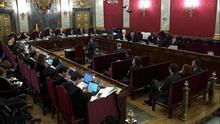 """Las defensas esgrimen la mediación de Urkullu y las marchas constitucionalistas para desmontar la """"insurrección"""" del procés"""
