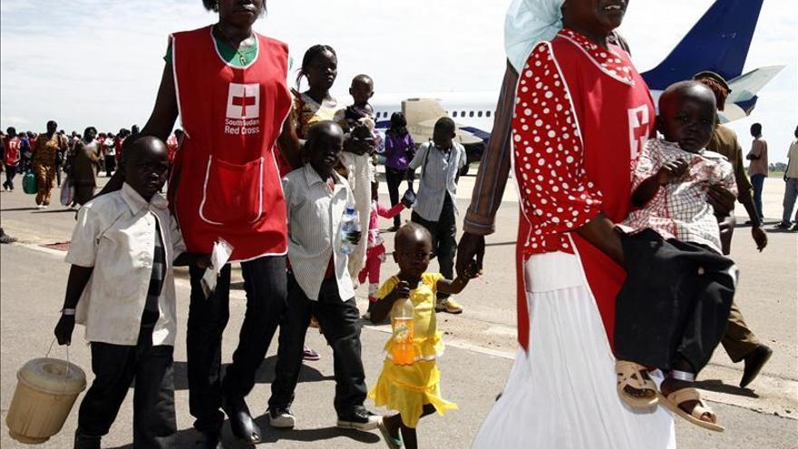EE.UU. destina casi 50 millones de dólares en ayuda humanitaria a Sudán del Sur