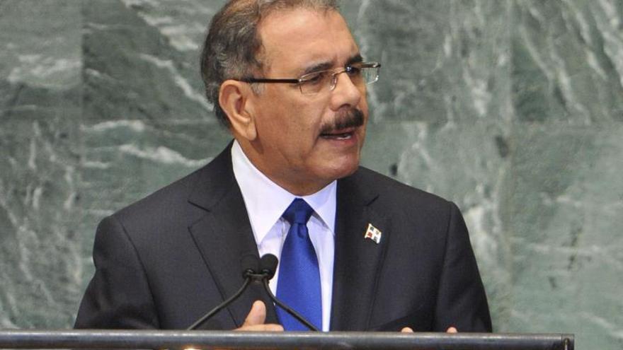 Presidente Medina, sólido líder oficialista dominicano tras votación interna