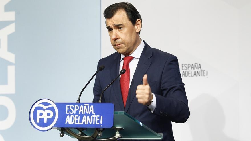 """Maillo espera """"fair play"""" en el PP de Castilla y León y que no haya división, porque """"es un partido muy fuerte"""""""