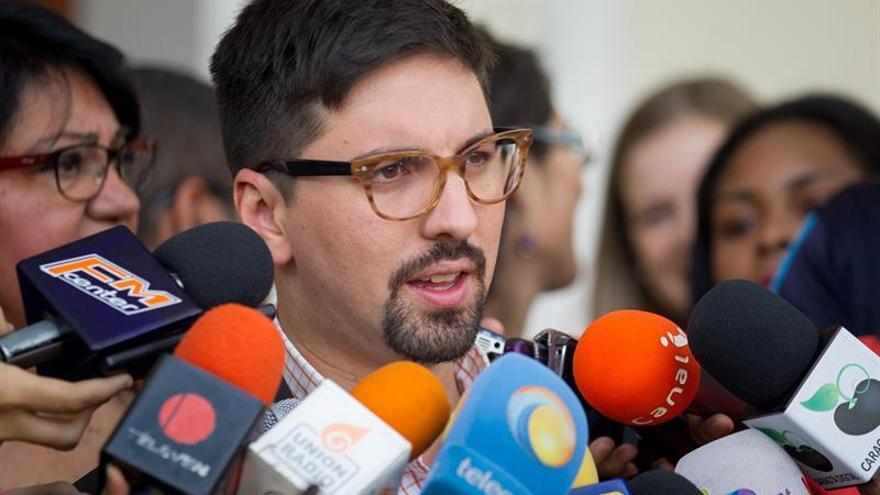 El partido de López solicita al Parlamento retomar el proceso contra Maduro
