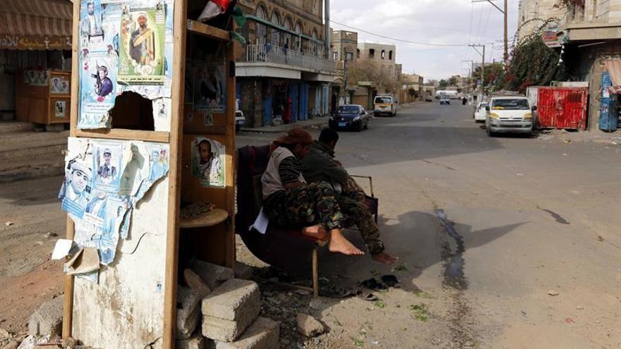37 muertos en choques entre rebeldes y fuerzas gubernamentales en el Yemen