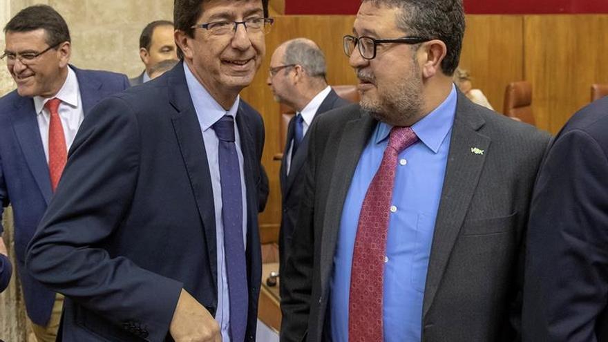 El Parlamento de Andalucía elige a los 9 senadores por la comunidad autónoma
