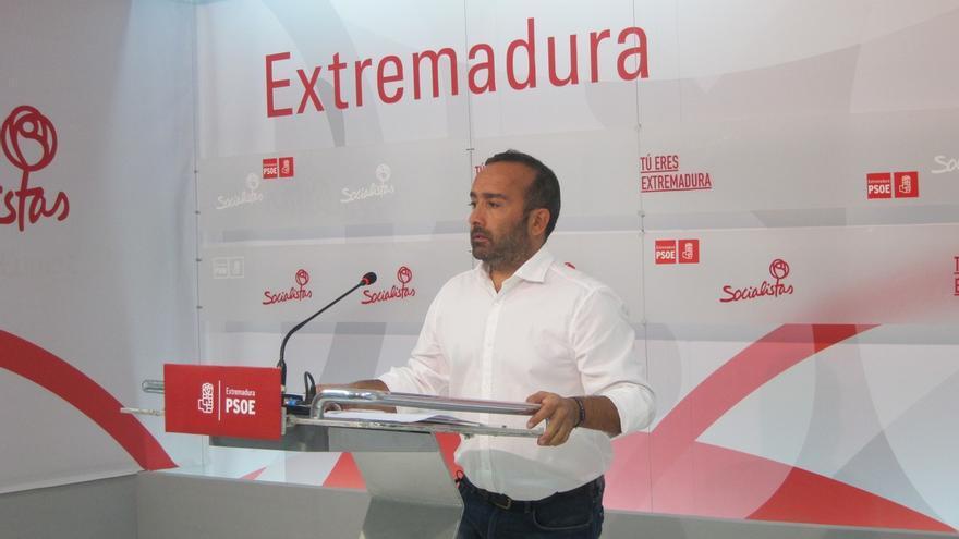 """PSOE Extremadura pide """"analizar en silencio"""" y """"objetivamente"""" los """"malos"""" resultados"""