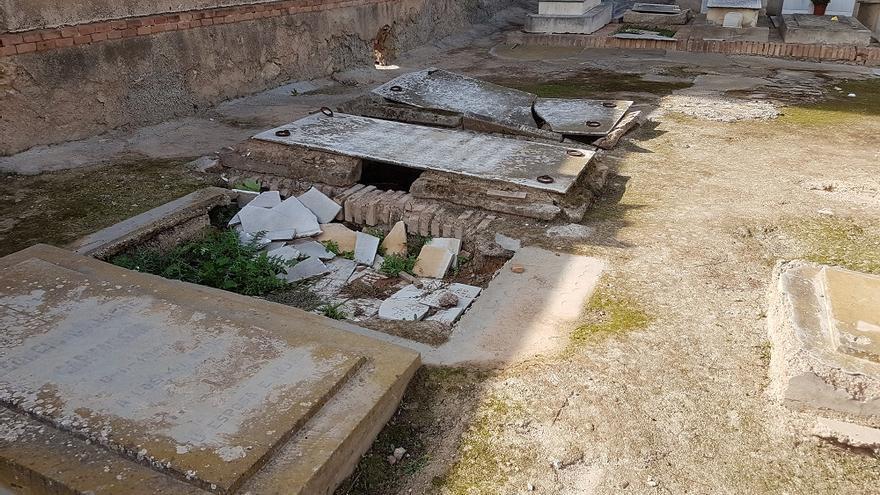 Imágenes del cementerio Nuestro Padre Jesús